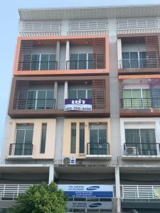 For RentShophouseNawamin, Ramindra : Rent a commercial building, commercial building, 4 and a half floors next to the main road. Safari World