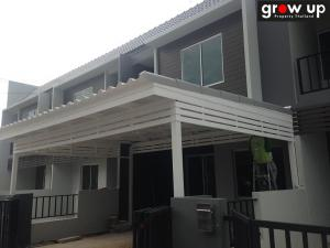 For RentTownhouseBangna, Lasalle, Bearing : GPR10728 for rent ⚡️The Colors Bangna KM 10💰 16,000 bath💥 Hot Price