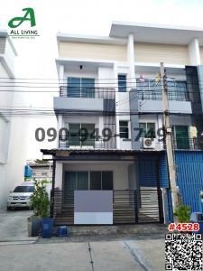 For RentTownhouseBang kae, Phetkasem : Townhome office for rent, Autum Residence, Phetkasem 114.