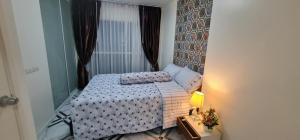 For RentCondoRattanathibet, Sanambinna : Condo for rent with fully furniture near MRT purple line YakNonthabury
