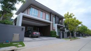 For RentHouseBangna, Lasalle, Bearing : For rent Beautiful house Lddarom  Bangna Km.7 Near Mega bangna ( PST-EVE235 )