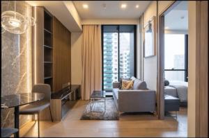 """เช่าคอนโดสุขุมวิท อโศก ทองหล่อ : ปล่อยเช่า """"Celes Asoke"""" ห้องใหม่ แต่งสวย ครบ พร้อมอยู่ เพียง 33,000 บ./เดือน"""