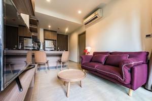 เช่าคอนโดอ่อนนุช อุดมสุข : โครงการโมริ เฮาส์  Room types : 1 bed 1 Bath  Size : 35.25 Sqm  Floor : 3FL  Price : 14,000THB / Month