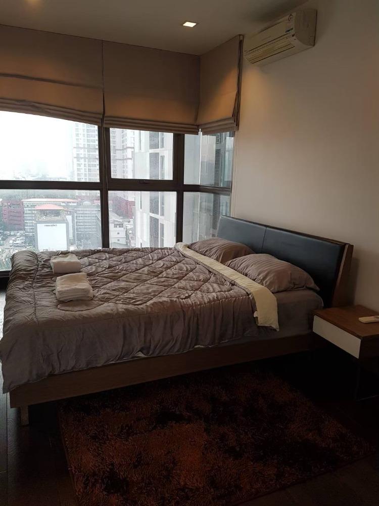 เช่าคอนโดราชเทวี พญาไท : ให้เช่าราคาถูกสุดใน Type นี้ (50ตรม.) ห้องใหม่ ห้องสวย เฟอร์+ไฟฟ้าครบ พร้อมอยู่ (1Bedplus)!!! @IDEO Q Phayathai