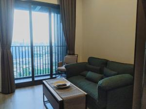 For RentCondoOnnut, Udomsuk : Rent Condo The Line Sukhumvit 101, beautiful new room, ready to move in, only 13,500 baht / month.