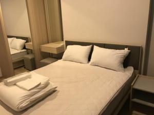 For RentCondoBangna, Lasalle, Bearing : For Rent Ideo O2 Ideo O2 - Near BTS Bangna - Chalerm Mahanakorn Expressway - Burapha Withi Expressway - Ramindra Expressway - At Narong