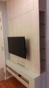 For RentCondoRama9, RCA, Petchaburi : ด่วนให้เช่า ลุมพินี พาร์ค พระราม 9 Rca ห้อง 26 ตร.ม ชั้น 5 ตึก B ห้องบิวท์ ราคา 9,000 บาท