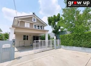 ขายบ้านนครปฐม พุทธมณฑล ศาลายา : GPS10768 ปล่อยขายบ้านเดี่ยว⚡️ วิลลาจจิโอ ปิ่นเกล้า-ศาลายา Villaggio Pinklao-Salaya 💰 5,590,000 bath💥 Hot Price