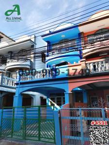 For RentTownhouseBang kae, Phetkasem : Townhouse for rent in Phetkasem 68 near MRT Bang Khae.