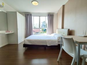 For SaleCondoChiang Mai : Studio Condo for sale of 30sqm in Dcondo Campus Resort Chiangmai located behind CMU.