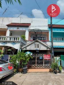 For SaleTownhouseRangsit, Patumtani : Townhouse for sale Chom Fah Village Rangsit Rangsit-Khlong 2, Pathum Thani