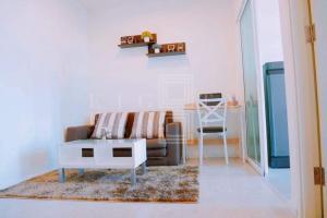 For SaleCondoThaphra, Wutthakat : For Sale/Rent Aspire Sathorn-Thapra (30.5 sqm.)