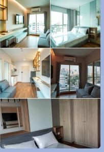เช่าคอนโดสะพานควาย จตุจักร : ถูกสุด 1 Bed 🔥🔥🔥 **ราคาพิเศษ 10,000 บาท ให้เช่าคอนโด ลุมพินีพาร์ค วิภาวดี - จตุจักร (Lumpini Park Vibhavadi-Chatuchak) ขนาด 30 ตร.ม. ชั้น 6  ห้องใหม่เอี่ยม ใกล้ BTS หมอชิต และ MRT จตุจักร