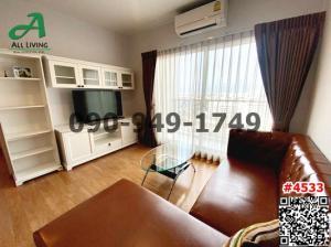 For RentCondoBang kae, Phetkasem : Condo for rent, The Parkland Phetkasem, 2 bedrooms, near MRT Lak Song.
