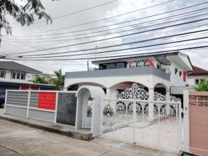 For RentHouseKaset Nawamin,Ladplakao : NA-H4135 2 storey detached house for rent, Senanives 1, Prasert Manukit, Lat Phrao.