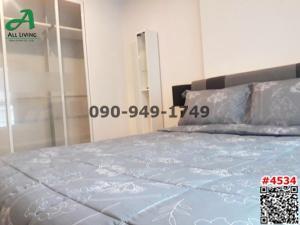 For RentCondoBang kae, Phetkasem : Condo for rent, The Parkland Phetkasem, 1 bedroom, near MRT Lak Song.