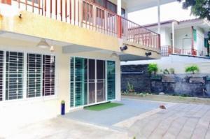 For RentHouseLadprao 48, Chokchai 4, Ladprao 71 : NA-H4145 2 storey detached house for rent, Ruamchok village, size 75 sq.w., Chokchai 4 district.