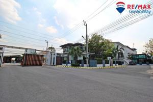 ขายบ้านเอกชัย บางบอน : ขาย บ้านเดี่ยว มั่นคงพาวิลเลี่ยน บางบอน 3 บ้านใหม่ บ้านตัวอย่าง ถนนเมน หลังมุม 133 ตรว.
