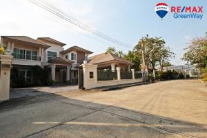 For SaleHouseRathburana, Suksawat : Single house for sale, Royal Rachawadee, Phutthabucha Rama 2, large house, 4 bedrooms, 143.6 sq m, only 21 million.