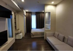ขายคอนโดพระราม 9 เพชรบุรีตัดใหม่ : For sale HOT PRICE !! Q ASOKE ติด MRT ด้านหน้าโครงการ