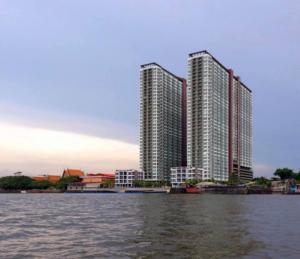 เช่าคอนโดพระราม 3 สาธุประดิษฐ์ : 🔥ด่วนนน!!  Lumpini Park Riverside Rama 3 พร้อมเข้าอยู่!! ขนาด🛌3 ห้องนอน2 ห้องน้ำ เป็นห้องมุมวิวแม่น้ำเต็มๆ พร้อมเข้าอยู่!!
