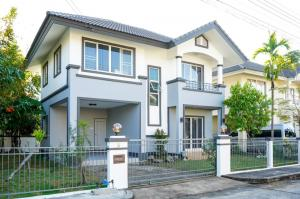 For SaleHouseChiang Rai : House for sale, Doi Saket, next to the ring, 3 new decorations, ready to move in !!