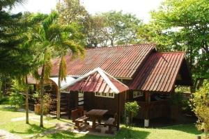 For SaleLandChiang Mai : Selling a resort style mansion with land of 9 rai 3 ngan 93 square wa.