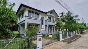 ขายบ้านเชียงราย : H106PT ขายบ้านมือ 2 แต่งใหม่สวยจบพร้อมเข้าอยู่ บ้านเดี่ยว 2 ชั้น โครงการกาญกนกวิลล์ ท่ารั่ว 1