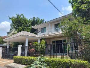 For SaleHouseRama 2, Bang Khun Thian : Detached house for sale: Prueklada village, Pracha Uthit 90 0646654666.