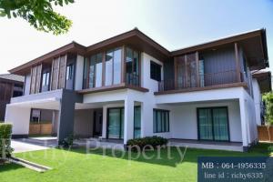 ขายบ้านพัฒนาการ ศรีนครินทร์ : ขายบ้านเดี่ยว โครงการหรู บุราสิริ พัฒนาการ บ้านสไตล์รีสอร์ท บ้านใหม่ไม่เคยอยู่ Burasiri Pattanakarn