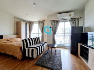For RentCondoKasetsart, Ratchayothin : For rent, LPN Selected, Kaset-Ngamwongwan, high floor, no building blocking pool view !!