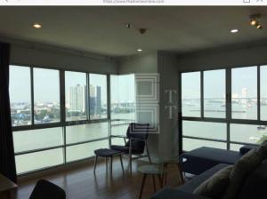 เช่าคอนโดพระราม 3 สาธุประดิษฐ์ : For Rent Lumpini Park Riverside-Rama 3 (104 sqm.)