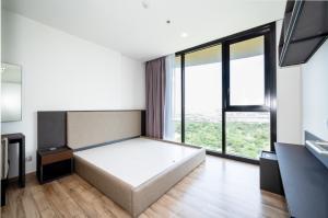 ขายคอนโดสะพานควาย จตุจักร : ขาย 2 ห้องนอน ห้องมุม วิวสวน ราคาถูกที่สุดในโครงการ The Line Jatujak-Mhorchit