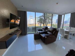 For RentCondoSathorn, Narathiwat : for rent 2 bed room Nara9 best price 35k 📍