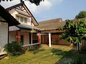 For RentHouseLadprao 48, Chokchai 4, Ladprao 71 : House for rent, Soi Nak Niwas 48, large area - Lert Ubon Village, 4 - 6 bedrooms, 69 sq m.
