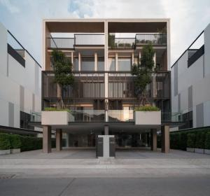 For SaleHome OfficeRama9, RCA, Petchaburi : Selling : Townhome with Office Rama 9