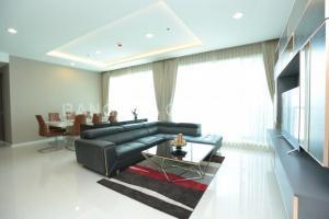 For RentCondoRama3 (Riverside),Satupadit : Ready to rent 3 + 1BED @MENAM RESIDENCES: 0655203789.