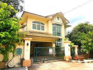 For SaleHouseChengwatana, Muangthong : Urgent sale, single house, Passorn 11, Prachachuen Ngamwongwan, 112 sq.wa., 5 bedrooms, 5 bathrooms