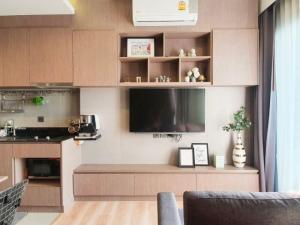 For SaleCondoSapankwai,Jatujak : Hot Item! Condo for sale M Jatujak (M Jatujak) fully furnished. Currently, the project does not have this size for sale. This price is very good. Interested, contact now !! 🔥