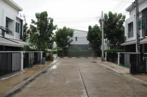 For SaleTownhouseRama5, Ratchapruek, Bangkruai : K1153 sold cheap! !! Pleno Rama 5- Pinklao, 2-storey townhouse, large 25. 4 sq m., Parking for 2 cars, 3 bedrooms, 2 bathrooms, very good condition, Bang Kruai Sai Noi, near Lotus Nakorn In