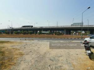For SaleLandPattaya, Bangsaen, Chonburi : K1154 Empty land, Chonburi, reclamation and next to the road around the city, 114 square wah.