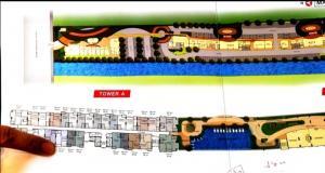 For SaleCondoRamkhamhaeng, Hua Mak : Luxury!!! 1 beds, 43 sq.m.  16th floor Condo supalai veranda ramkhamheang