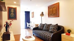For RentCondoNana, North Nana,Sukhumvit13, Soi Nana : HIGH FLOOR / CITY VIEW / SPACIOUS 1 BEDROOM CONDO FOR RENT IN SUKHUMVIT