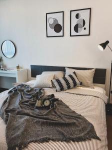 For RentCondoRatchathewi,Phayathai : Supalai Elite Phayathai (Supalai Elite Phayathai) Beautiful room, fully furnished, negotiable price