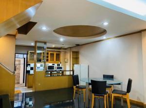 For RentTownhouseRama9, RCA, Petchaburi : House for rent Rama IX City Center 43