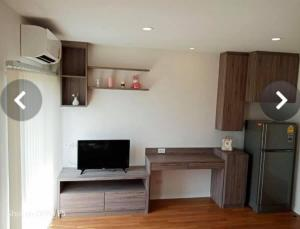 For RentCondoBangna, Lasalle, Bearing : 🔥🔥 Lumpini Place Bangna Km 3, beautiful corner room, ready to rent, only 6500 / quick before falling out 🔥🔥 Interested contact 082-3223695