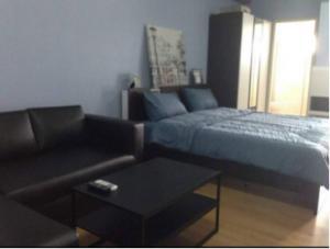 For RentCondoBang kae, Phetkasem : Condo for rent Supalai Park Ratchaphruek-Phetkasem Unnamed Road Bang Wa Phasi Charoen Studio room is available cheap.