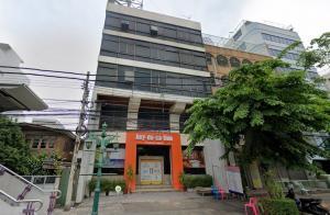 For SaleOfficeWongwianyai, Charoennakor : Promotion of COVID !! Office for sale next to BTS Wongwian Yai