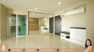 For SaleCondoRama9, Petchburi, RCA : JY-S00010-For Rent Condo Belle Rama9 101.78sq.m. Building B1 on 17th floor 3 bedrooms 2 bathrooms