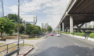 For SaleLandSapankwai,Jatujak : Land for sale Vibhavadi Rangsit Road, 110,000 baht per square wah, suitable for home and apartment building.